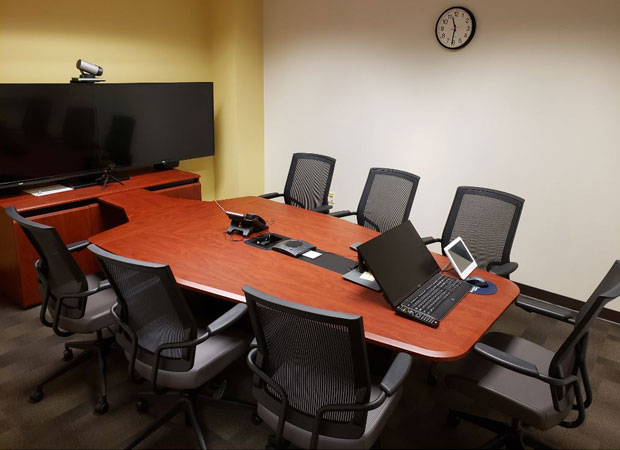 PARB 119 meeting room