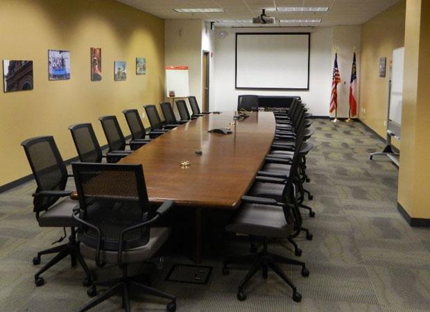 PARB 212 boardroom