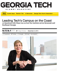 Leading Tech's Campus on the Coast