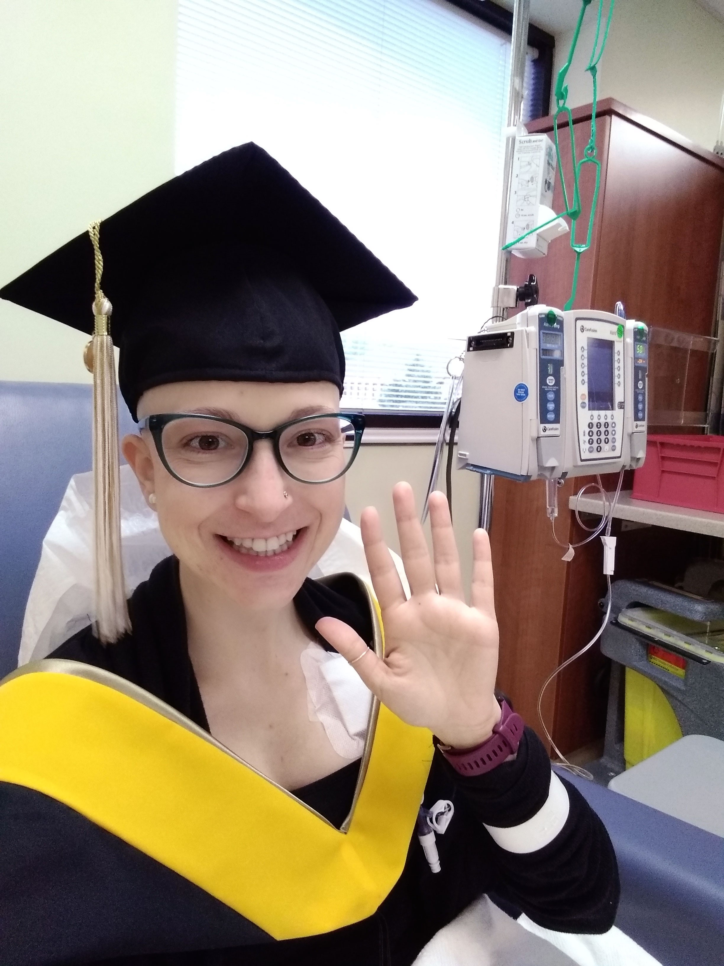 Megan Niemczyk, online master of science in analytics graduate