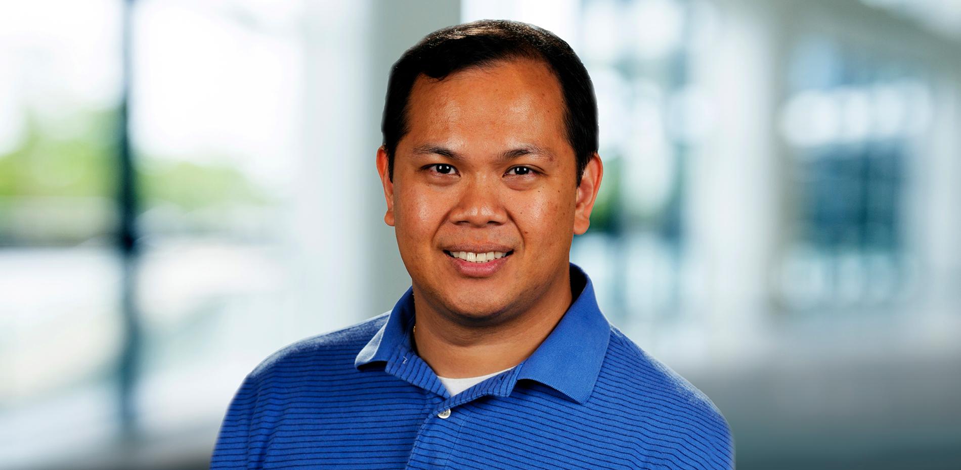 Bao Nyguen, online master in cybersecurity learner