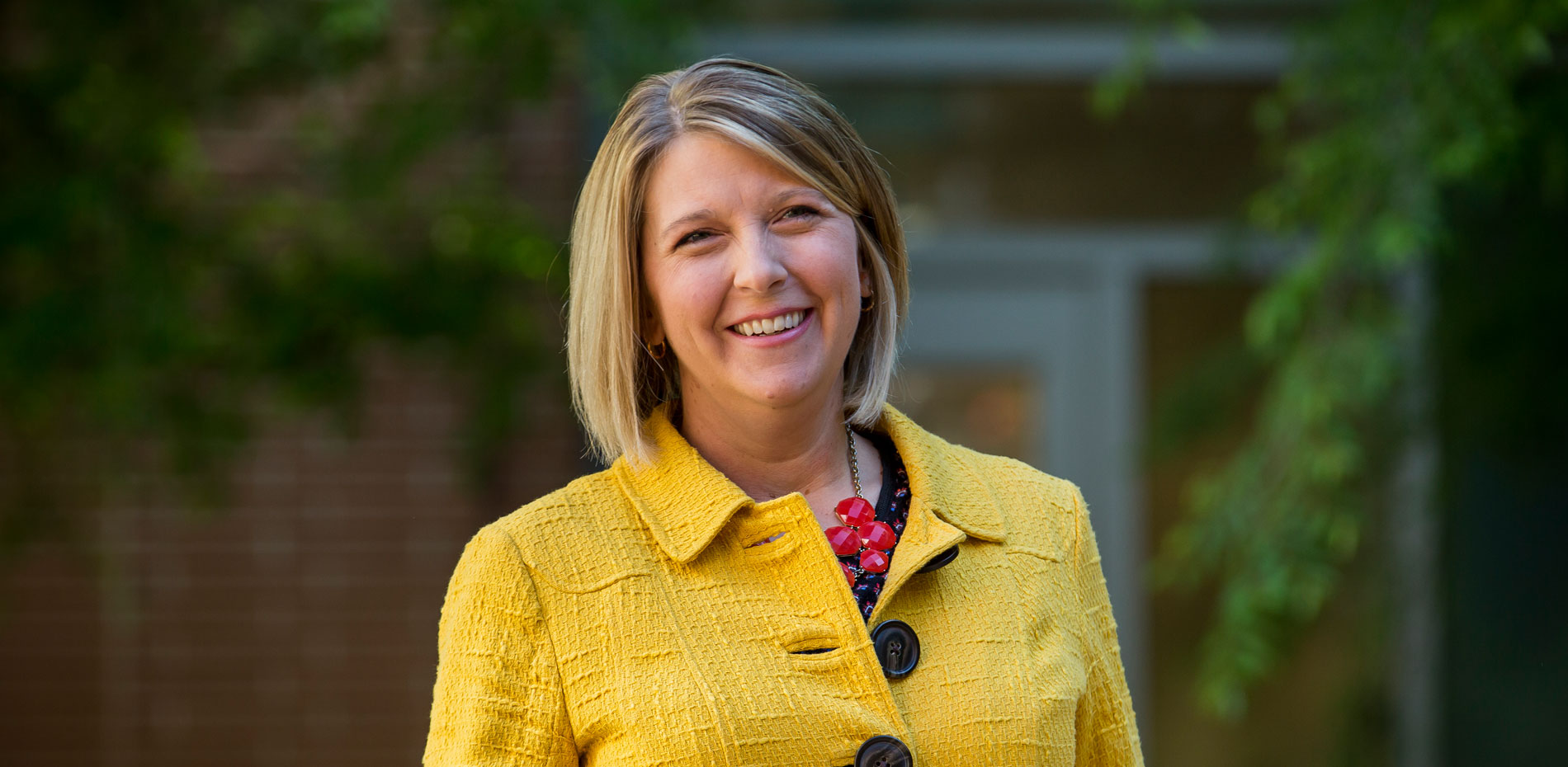Hilarie Warren, director of the Georgia Tech OSHA Training Institute Education Center (OTIEC)