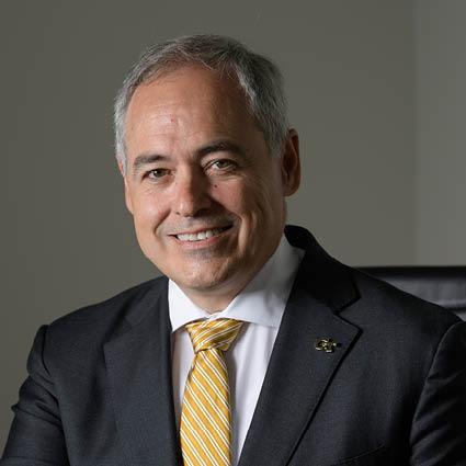 Values - President Ángel Cabrera
