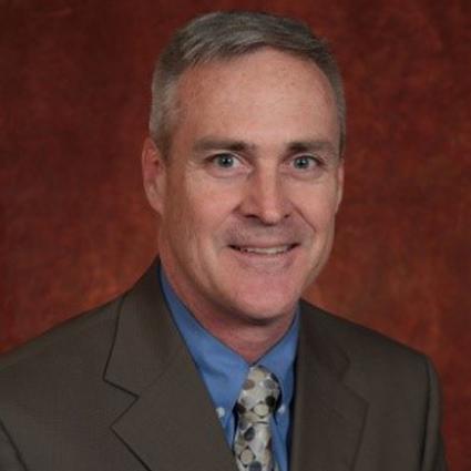 Headshot of Col Terrance McCaffery