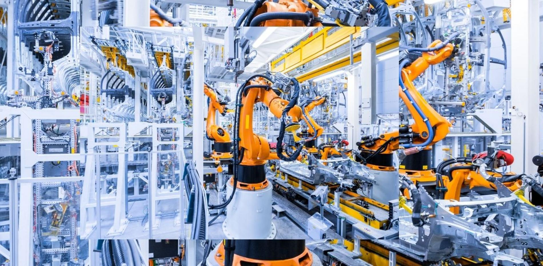 Machines performing human tasks in the factory of the future