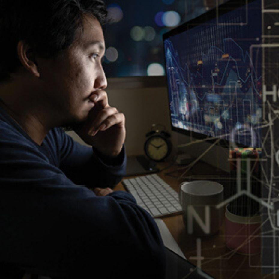 Online Graduate Certificate in Data Science for the Chemical Industry image