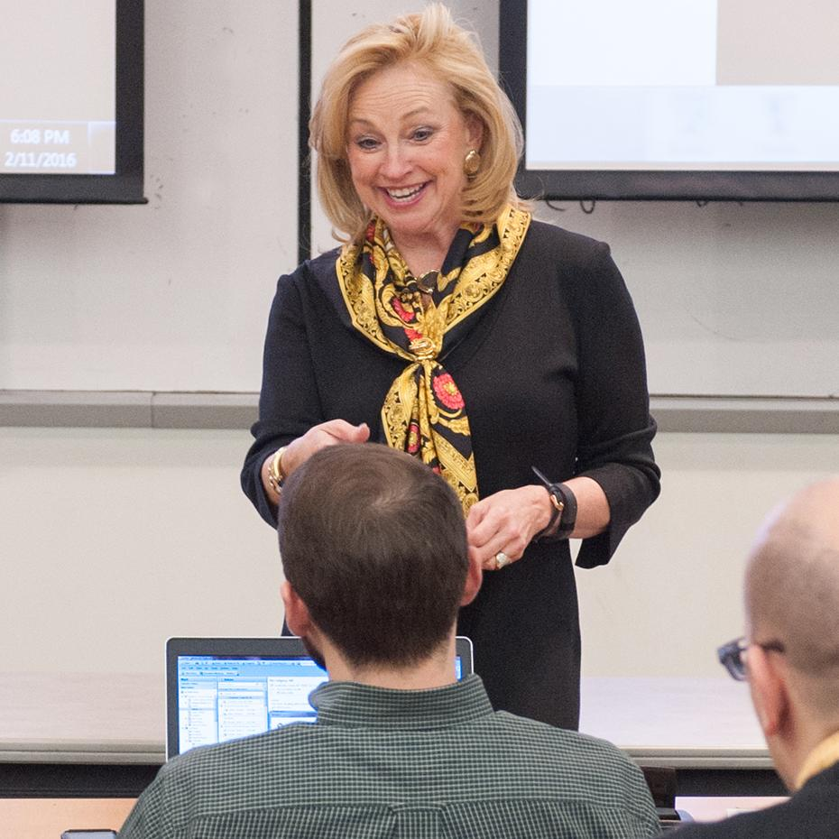 Professor in Georgia Tech's master's in occupational safety and health reflects on workplace safety, real-world teaching, and more.