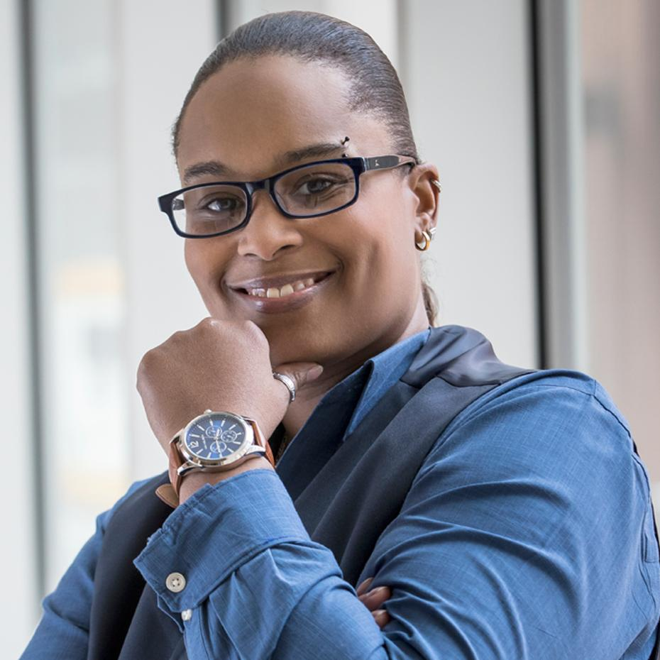 Shun Griffin Makes her Mark in Manufacturing Leadership image
