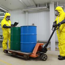 OSHA 2015: Hazardous Materials image