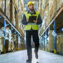Lean Warehousing image