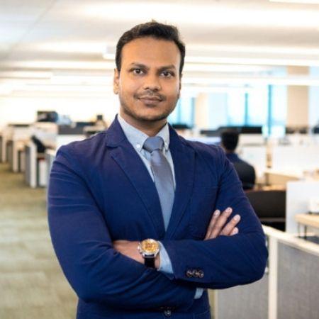 Vineet Garg - OMS Cybersecurity Student