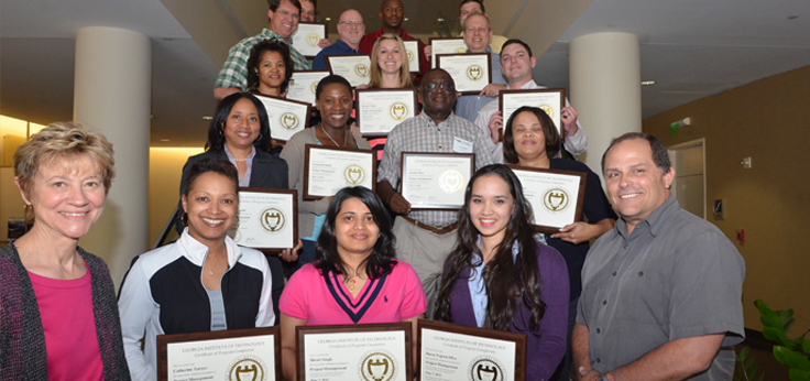Management Certificate Recipients