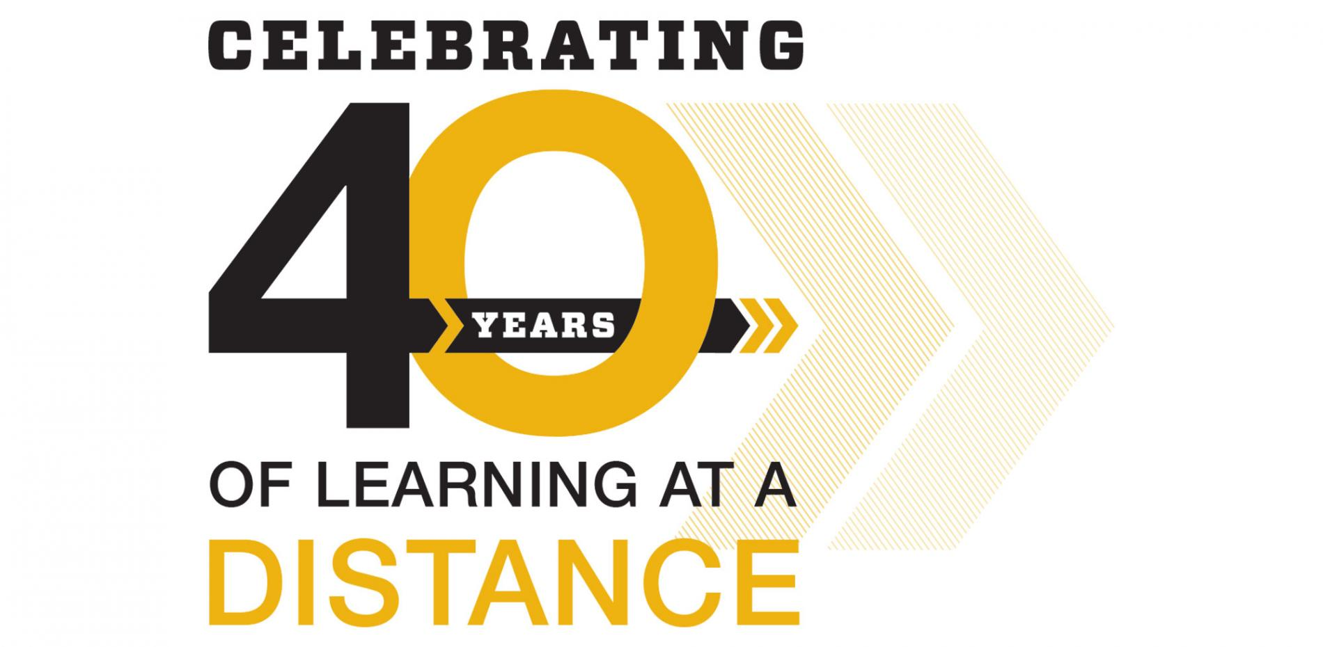 Georgia tech celebrates 40 years of learning at a distance gtpe online learning at georgia tech is thriving and the institute continues to be a leader in high quality affordable and accessible online education xflitez Image collections