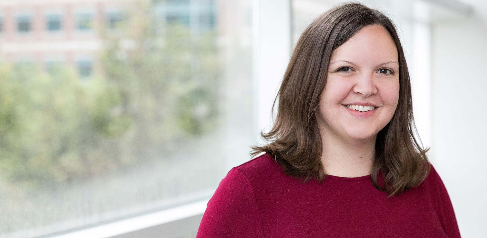 Amanda Dannemiller, graduate of Georgia Tech's Professional Master's in Manufacturing Leadership, reflects on how the program led to her promotion from process engineer to production manager within eight months.