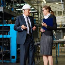 Professional Master's in Manufacturing Leadership image